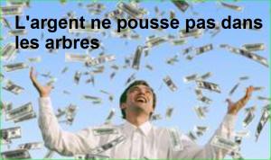 l'argent ne pousse pas dans les arbres. Citations Populaires et Célèbres Proverbes Aurélien Malecki