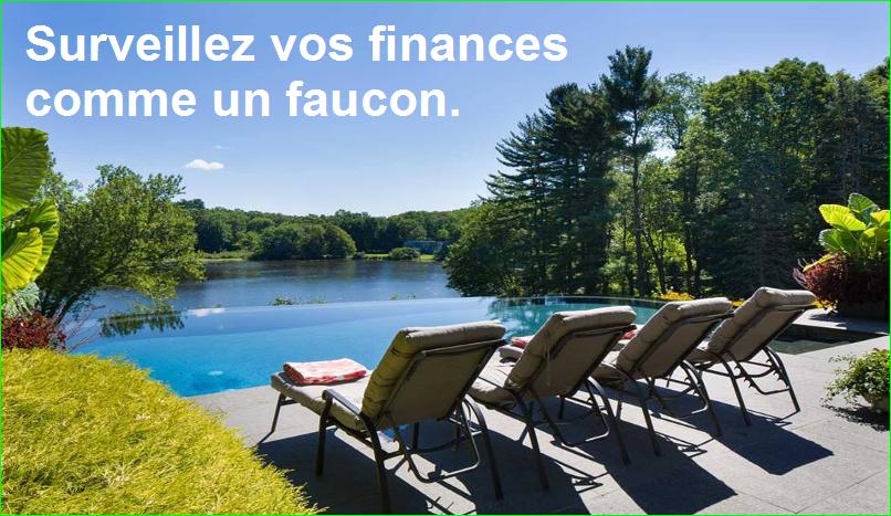 citation aurélien malecki. Surveillez vos finances comme un faucon.