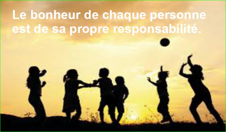 Présentation Information Recyclage Plastique France. Le bonheur de chaque personne est de sa propre responsabilité. Recyclix Top Citation image photo de aurélien malecki.