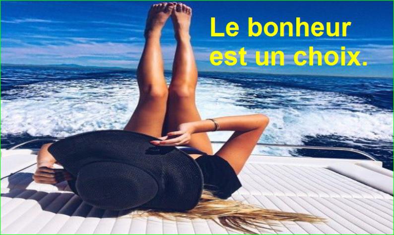 FAQ RecyclixFoire aux Questions Réponses en Français. Le bonheur est un choix. Top Citation belles et très jolie image photographie de aurélien malecki.