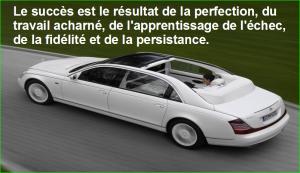 citation aurélien malecki. Le succès est le résultat de la perfection, du travail acharné, de l'apprentissage de l'échec, de la fidélité et de la persistance.