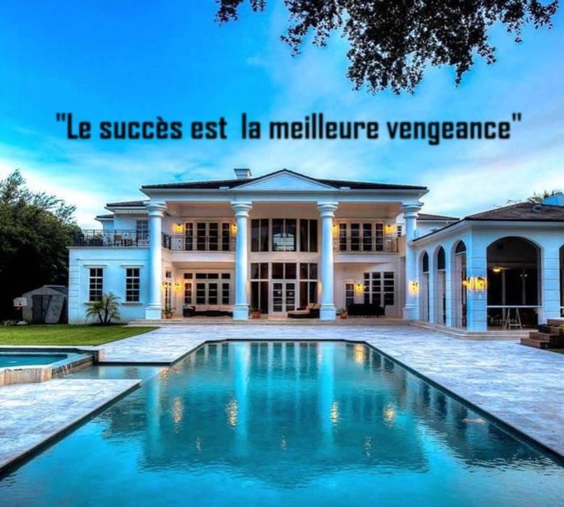 citation aurélien malecki. le succès est la meilleure vengeance.