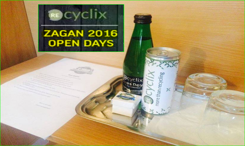 photos Recyclix concert, dîner, Visite des déchets, cannettes invitations palais chateau Conférence, boissons, Gala, plateau Streaming en Pologne