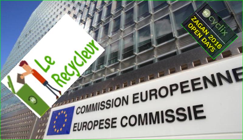 photos Recyclix avis commission européenne informations société entreprise et attestations des paiements et déclarations