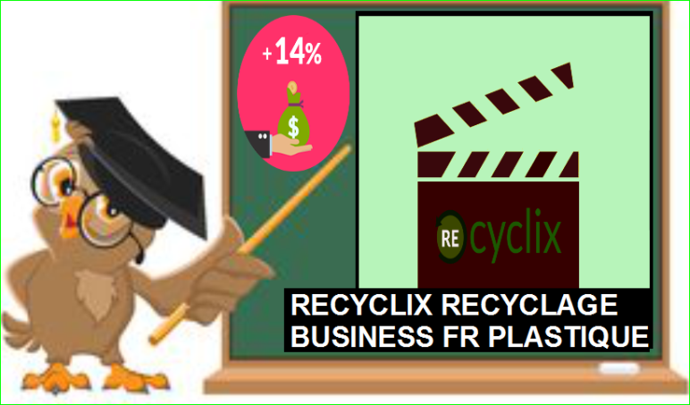 Recyclix RECYCLAGE BUSINESS FR PLASTIQUE Chapitre Open Days Zagan 4 Spectacles Chanteuses Musiciens