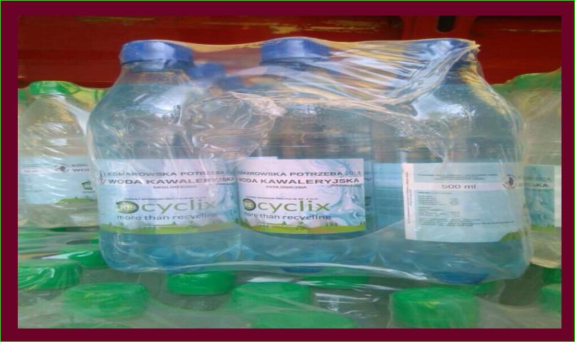 bouteilles en plastique recyclix