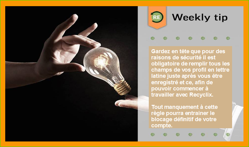 recycler pour gagner de l'argent avec recyclix recyclage business plastique français