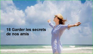 photo image 18 Garder les secrets de nos amis