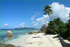 image photo LA DIGUE, SEYCHELLES
