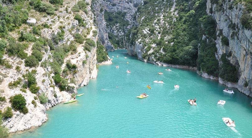 image photo Top 2 lac de Sainte-Croix du Verdon