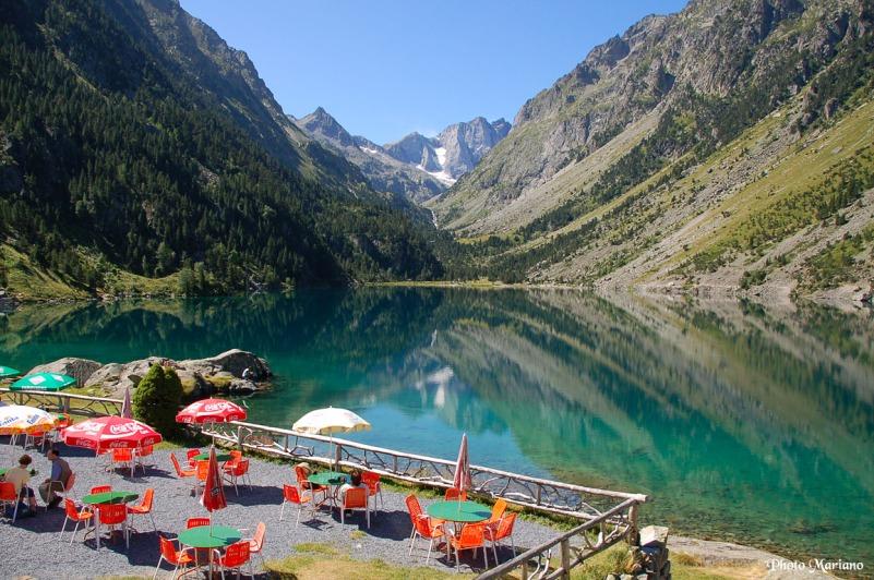 image photo Top 10 lac de Gaube situé en Hautes-Pyrénées
