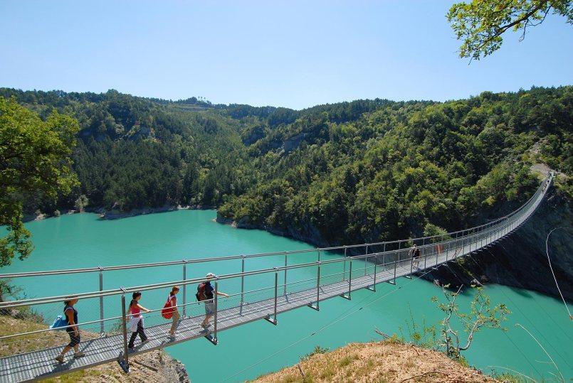 image photo Top 20 lac artificiel de Monteynard glisse aquatique