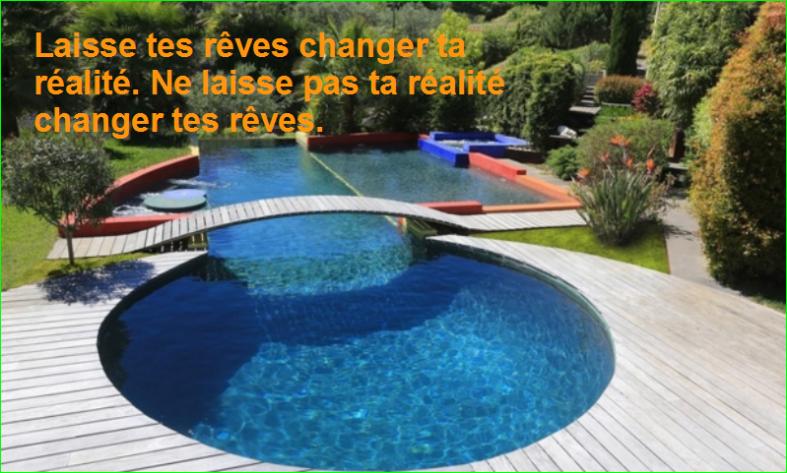 Laisse tes rêves changer ta réalité.Ne laisse pas ta réalité changer tes rêves.TopCitation image photo de aurélien malecki