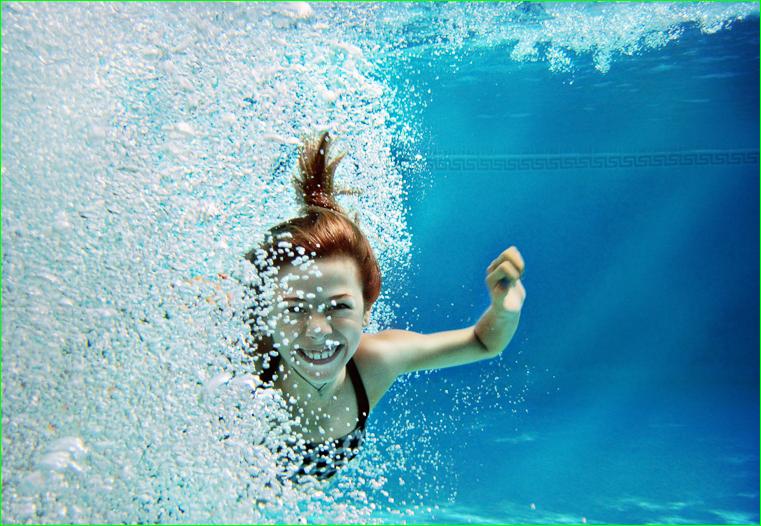 Top Conseils 4 : Faites des bulleset des très jolies photos sous l'eau