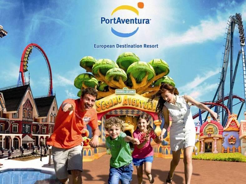 Port Aventura Park en Espagne image photo Top Meilleurs Parcs d'Attractions de France et d'Europe aurélien malecki