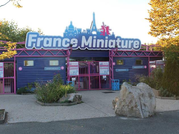 France miniatureParcdans les Yvelines image photo Top Meilleurs Parcs d'Attractions de France et d'Europe aurélien malecki