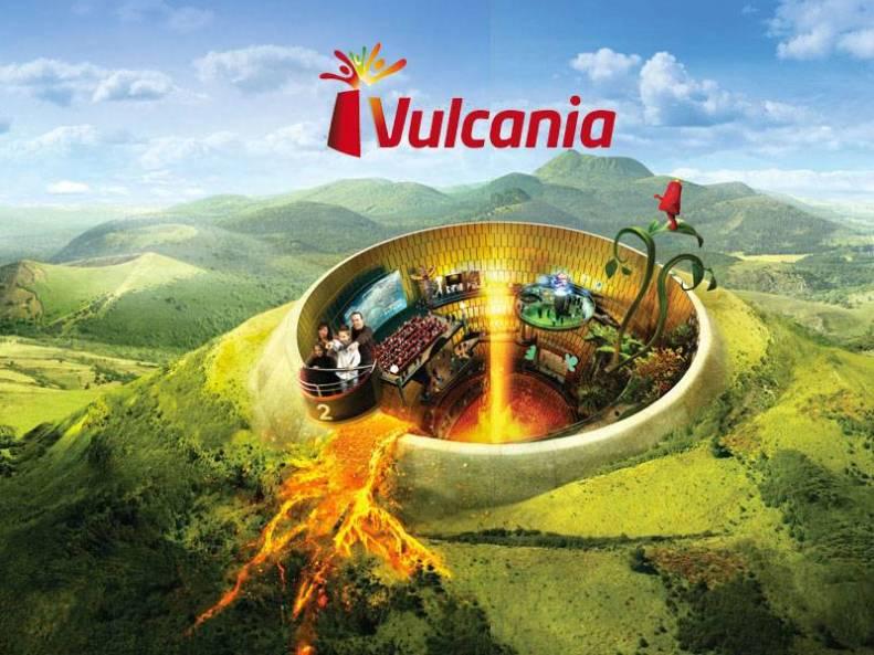 VulcaniaParcdans le Puy-de-Dôme image photo Top Meilleurs Parcs d'Attractions de France et d'Europe aurélien malecki