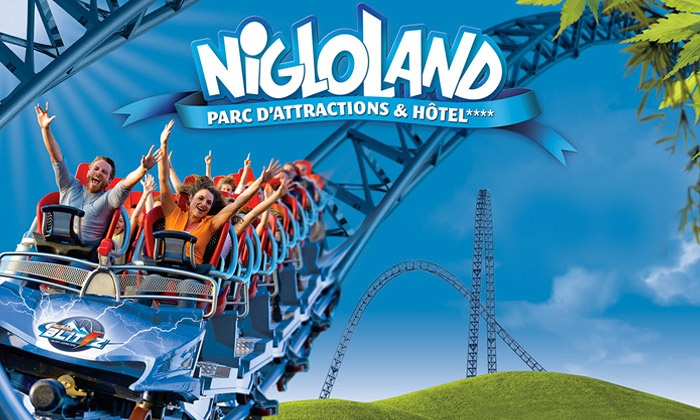 NiglolandParcdépartement français de l'Aube image photo Top Meilleurs Parcs d'Attractions de France et d'Europe aurélien malecki