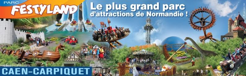 FestylandA quelques kilomètres deCaen image photo Top Meilleurs Parcs d'Attractions de France et d'Europe aurélien malecki