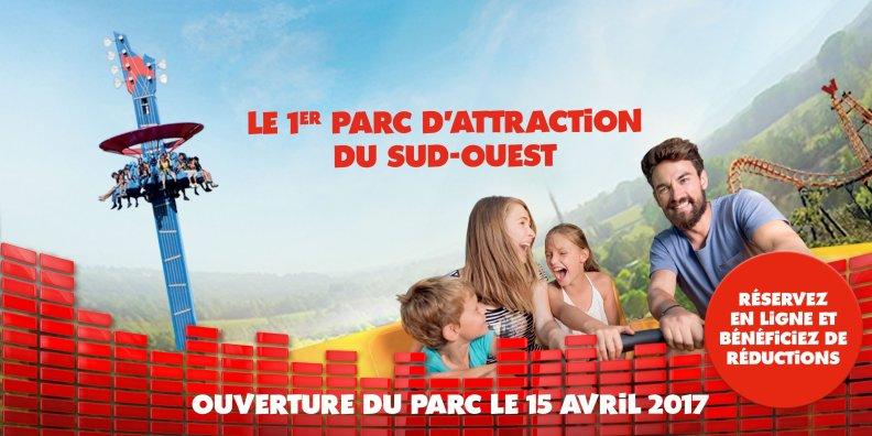 WalibiParcRhône-Alpes et en Aquitaine image photo Top Meilleurs Parcs d'Attractions de France et d'Europe aurélien malecki