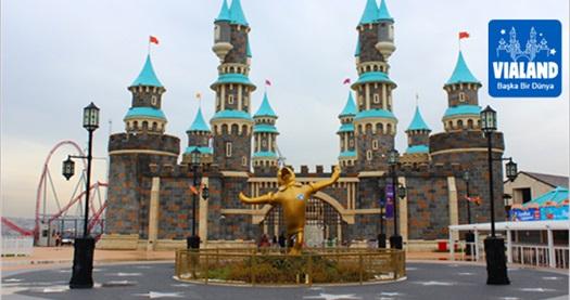 Vialand Tema ParkTurquie image photo Top Meilleurs Parcs d'Attractions de France et d'Europe aurélien malecki