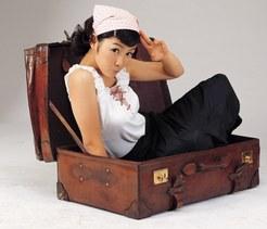 Faites vos valises bagages correctement. photographie, photo.