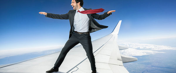 Secouez-vous (un peu) avec les turbulences en vol. photographie, photo.