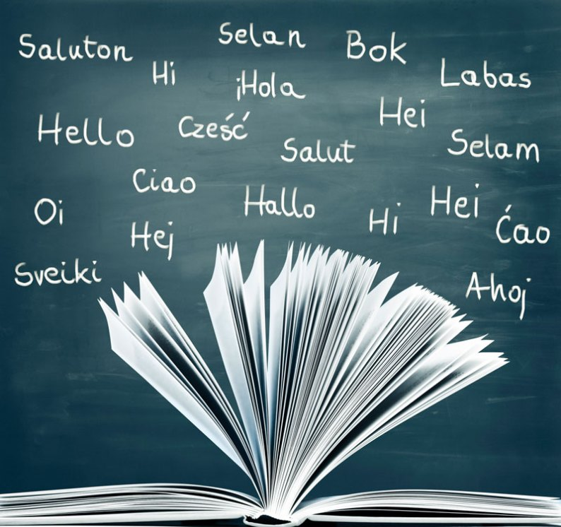 Apprenez quelques mots de la langue locale. photographie, photo.
