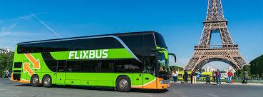 Top 1FlixBusimage photographie.Classement Top 5 des MeilleuresCompagnies de Bus Autocars de France et d'Europe pour des Voyages paisible et pas cheren France et en Europe