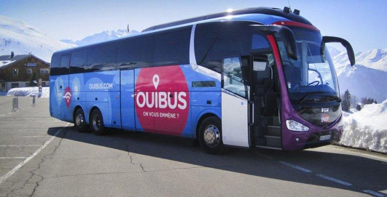 Top 2OuiBusimage photographie.Classement Top 5 des MeilleuresCompagnies de Bus Autocars de France et d'Europe pour des Voyages paisible et pas cheren France et en Europe
