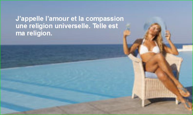 J'appelle l'amour et la compassion une religion universelle. Telle est ma religion.Citation Dalaï Lama top image photographie aurélien malecki